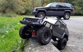 jeep grand build your own build an rc rock crawler with the axial scx10 ii kit
