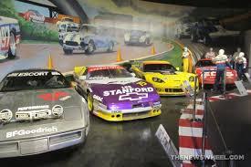 corvette museum race track national corvette museum fined 100 for track noise the wheel