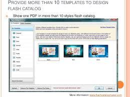 pdf to flash catalog professional 1 8 2 new version of catalog maker