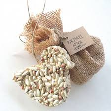 bird seed favors eco friendly bird seed party favors birdseed wedding favors