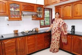 Indian Kitchen Interiors Small Kitchen Design Indian Style Gostarry