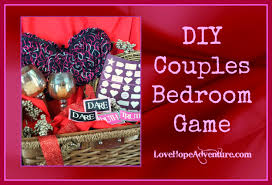 DIY Couples Bedroom Game With Printables Love Hope Adventure - Bedroom game ideas