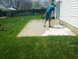 Cleaning Concrete Patio Mold Concrete Patio Cleaner Mold Home Design Ideas