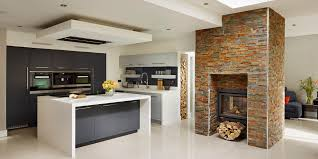 kitchen design open plan or broken plan harvey jones blog