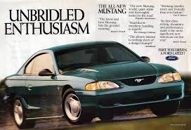 1994 Mustang Gt Interior Chris Demorro When Will The Sn95 Mustang Get Its Due Stangtv