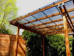 Pergola Roofing Ideas by 81 Best Free Standing Patio Coverings Images On Pinterest Patio