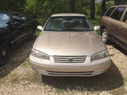1999 toyota camry front bumper 1999 toyota camry le v6 in marengo il auto sales