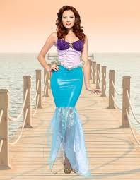 Mermaid Halloween Costume Mermaid Costumes Ariel Mermaid Costume