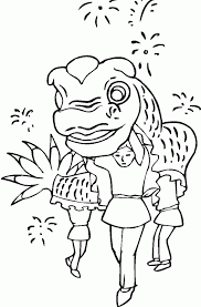 chinese new year dragon coloring pages coloring home