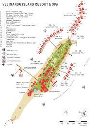 veligandu island resort u0026 spa map kuoni travel