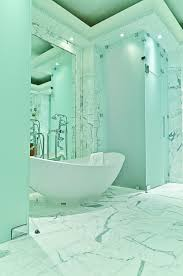 Modern Bathroom Colour Schemes - best 25 mint green bathrooms ideas on pinterest the copper