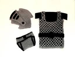 crochet pattern knight helmet free cute designs knight helmet diaper cover chainmail vest crochet