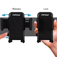 porta iphone auto mpow porta cellulare universale da auto per cd slot con un