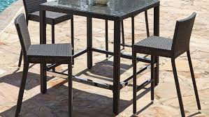 Walmart Patio Tables by Patio U0026 Pergola Outdoor Chair Set Patio Furniture Walmart High