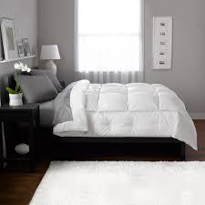 Black Goose Down Comforter Stratus Down Comforter Pacific Coast Bedding