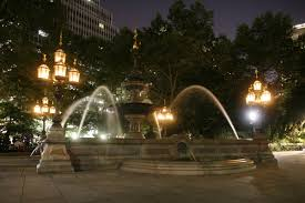 new york city fountains wired new york