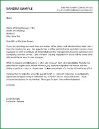 cover letter for office assistant perfect cover letter office