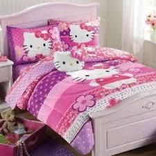 Hello Kitty Bedding EBay - Hello kitty bunk beds