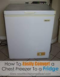 glass door chest freezer convert chest freezer to fridge
