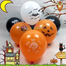 halloween party songs for kids 15 assorted halloween balloons 23cm halloween trick or treat