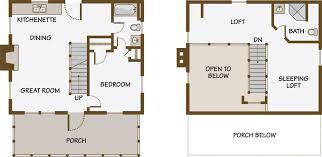 flooring guest house floor plans the deck guest house wood beauty loft log houses log cabin floor plans planning log home