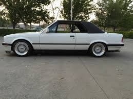 bmw e30 325i convertible for sale bmw 3 series convertible 1991 white for sale wbabb1318nec06139