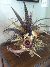 Camo Wedding Centerpieces by Camo Deer Antler Candle Centerpiece Camo Wedding By Thevinedesigns
