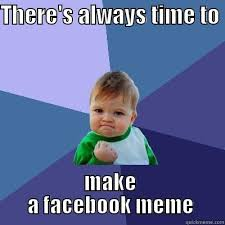 fb meme smart baby quickmeme
