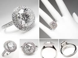 engagement rings with halo halo engagement rings complete guide from cut rate diamonds