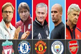 Jadwal Liga Inggris Jadwal Siaran Langsung Liga Inggris 2016 17 Pekan