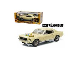 cool mustang accessories 1 18 the walking dead 1967 ford mustang coupe message