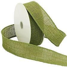 morex ribbon morex ribbon burlap wired ribbon 1 1 2 inch by 10
