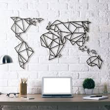world map wall decor best 25 world map wall ideas on