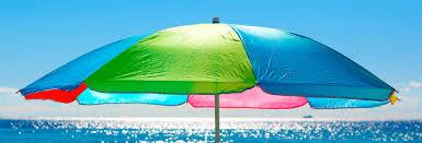 Beach Sun Umbrella Double Up On Sun Safety Consumer Reports