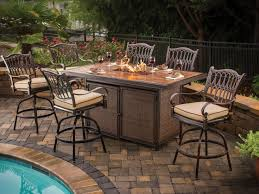 Diy Gas Fire Pit Table by 52 Best Fire Pit Dining Table Images On Pinterest Dining Tables