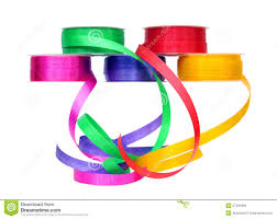 colorful ribbon colorful ribbon rolls stock photo image of string color 27481990