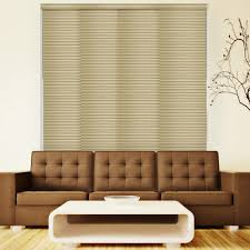 Living Room Privacy Curtains Chicology Deluxe Adjustable Sliding Panel Cut To Length Curtain
