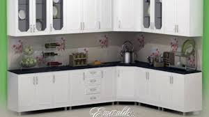 Kitchen Set Furniture Kitchen Set Emerald Series Youtube