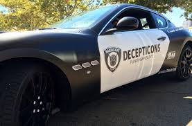 maserati penalty charges dropped against driver of u0027decepticon u0027 car in braintree