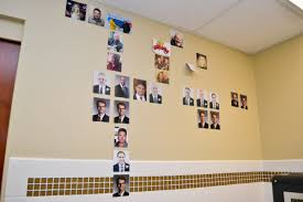 Pictures On The Wall by Here U0027s Who U0027s On Stouffville Mayor U0027s U0027creepy U0027 Washroom Wall Of
