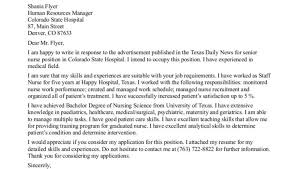 new nursing graduate cover letter 28 images best cover letter