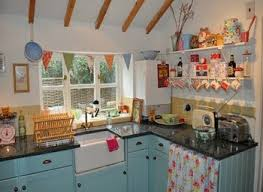 shabby chic kitchens ideas design white cottage shabby chic kitchen with pops of small