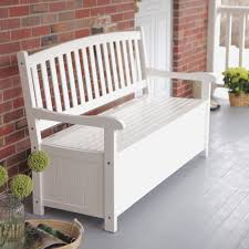 Outdoor Storage Bench Ideas by Outdoor Storage Seating Bench Entryway Furniture Ideas