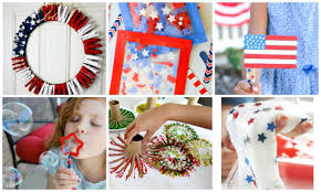 36 fourth of july crafts to do with the little ones the anti