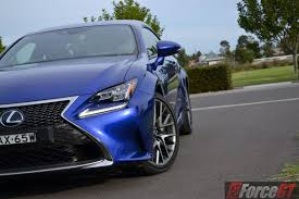 2016 lexus rc 200t coupe review lexus rc review 2016 lexus rc 200t