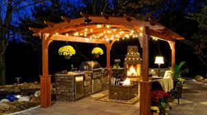 pergola amazing gazebo bar backyard bar designs backyard 56