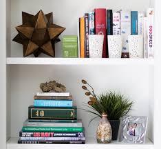 Bookshelf Styling The 1 Day Bookshelf Remodel U2014 Decorate Yours Like This U2014 Designed