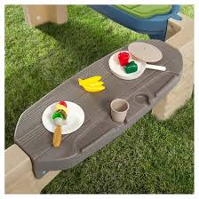Step 2 Storybook Cottage Used by Step2 All Around Playtime Patio With Canopy Target