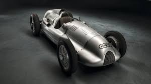 audi rosemeyer 2000 audi rosemeyer concept and audi silver arrow race car