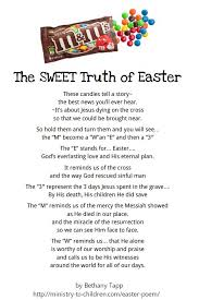 free easter speeches printable poem using m s to the gospel on easter with